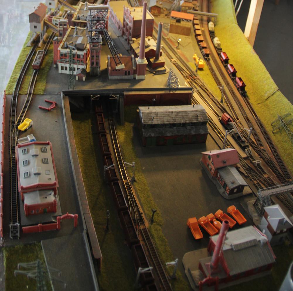 Die N-Anlage der SAM Troisdorf, http://sambahn.de/