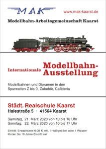 MAK Ausstellung 21. / 22.03.2020